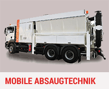 Mobile Absaugtechnik